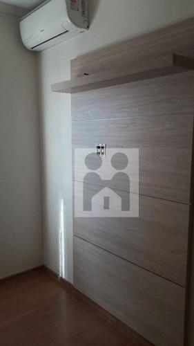 apartamento residencial à venda, parque industrial lagoinha, ribeirão preto. - ap0783