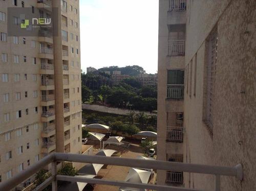 apartamento residencial à venda, parque industrial lagoinha, ribeirão preto. - ap0796