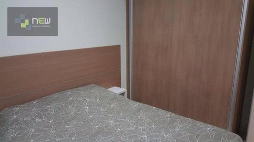 apartamento residencial à venda, parque industrial lagoinha, ribeirão preto. - ap0876
