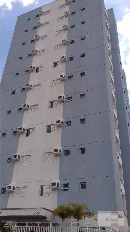 apartamento residencial à venda, parque industrial, são josé do rio preto. - ap0796