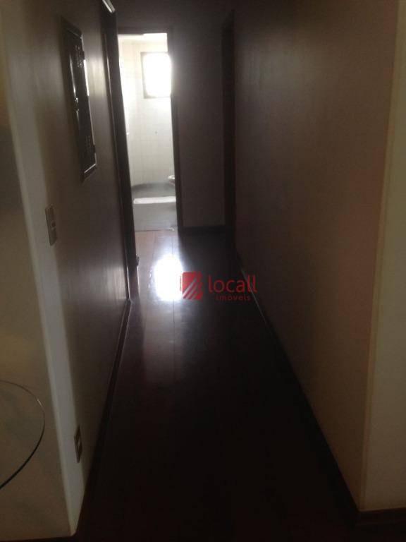 apartamento residencial à venda, parque industrial, são josé do rio preto. - ap1277