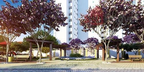 apartamento  residencial à venda, parque iracema, fortaleza. - ap0763