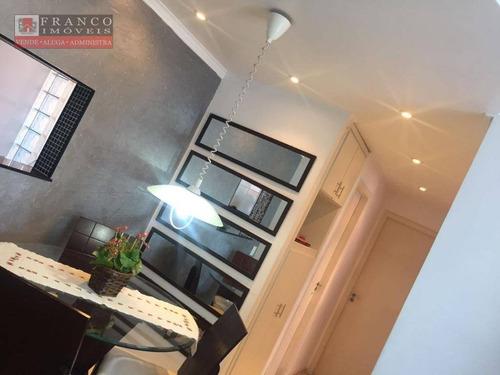 apartamento residencial à venda, parque itália, campinas. - ap0176