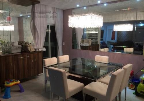 apartamento residencial à venda, parque mandaqui, são paulo. - ap0214