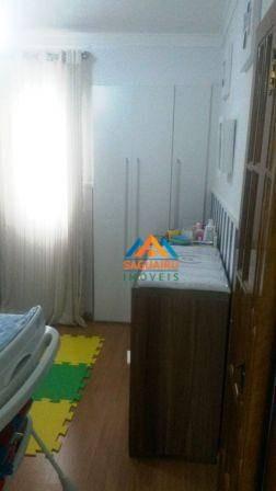 apartamento residencial à venda, parque mandaqui, são paulo - ap0253. - ap0253