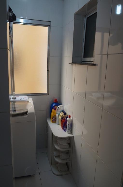 apartamento residencial à venda, parque nações unidas, são paulo. - ap1612