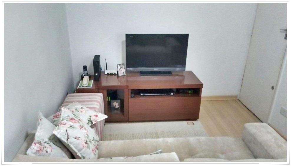 apartamento residencial à venda, parque novo mundo, americana - ap0078. - ap0078