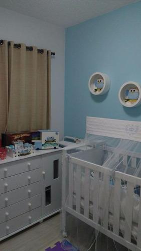 apartamento residencial à venda, parque novo mundo, limeira. - codigo: ap0440 - ap0440
