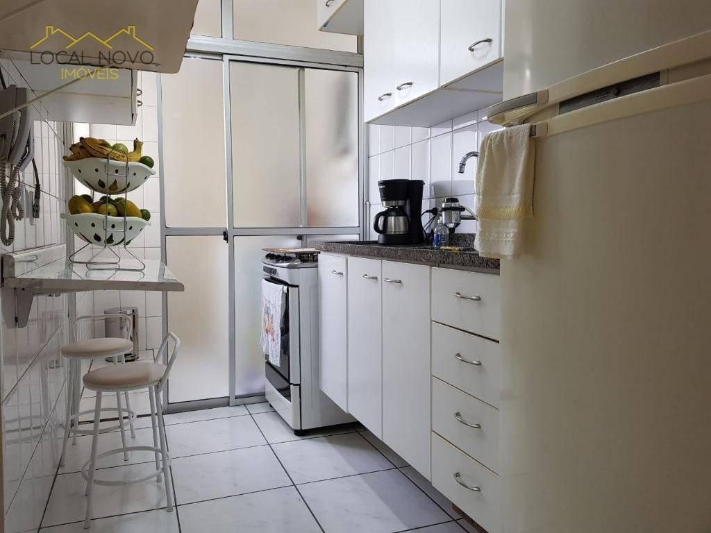 apartamento residencial à venda, parque novo mundo, são paulo. - ap0035