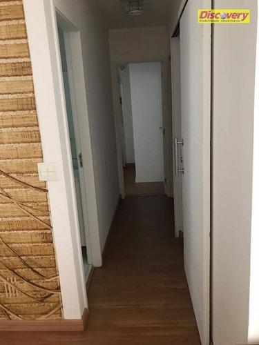 apartamento residencial à venda, parque novo mundo, são paulo. - ap0460
