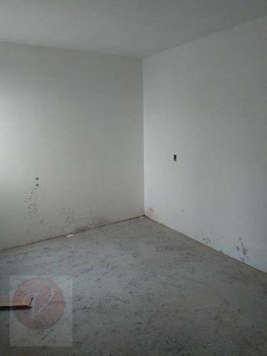 apartamento residencial à venda, parque novo oratório, santo andré. - ap8669
