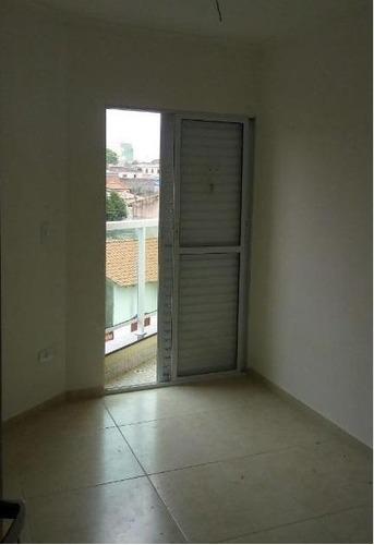 apartamento residencial à venda, parque oratório, santo andré. - ap1445
