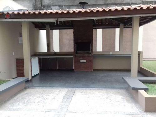 apartamento residencial à venda, parque peruche, são paulo. - ap0259