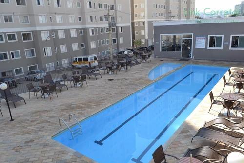 apartamento residencial à venda, parque prado, campinas. - ap0218