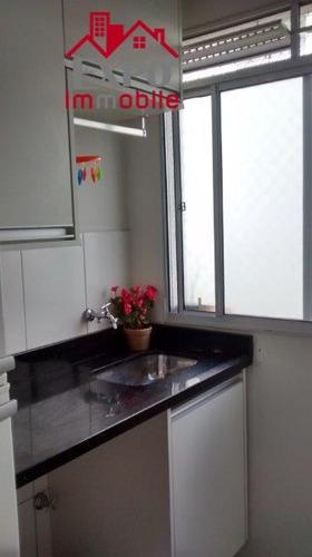 apartamento  residencial à venda, parque prado, campinas. - ap0263
