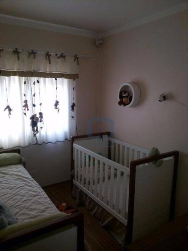 apartamento residencial à venda, parque prado, campinas. - ap0371