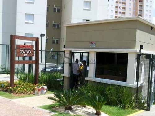apartamento residencial à venda, parque prado, campinas. - ap0406