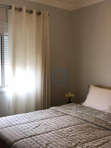 apartamento residencial à venda, parque prado, campinas. - ap0483