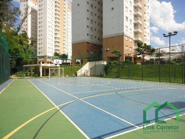 apartamento residencial à venda, parque prado, campinas. - ap0545