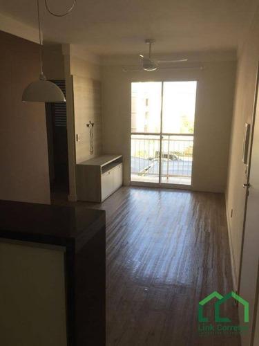 apartamento residencial à venda, parque prado, campinas. - ap0895