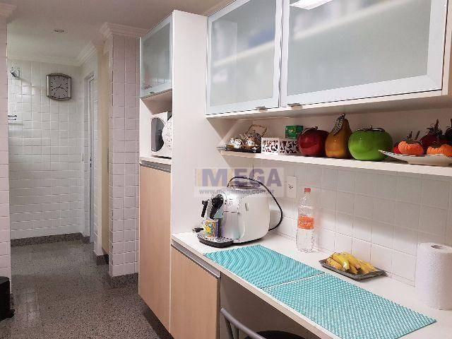 apartamento residencial à venda, parque prado, campinas. - ap2136