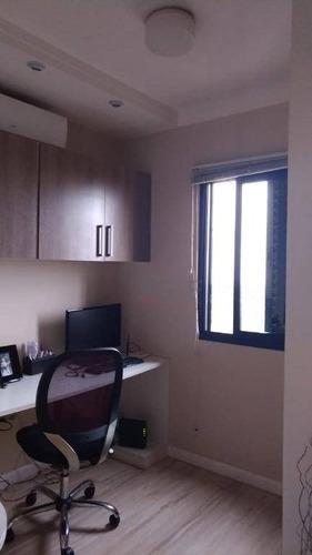 apartamento residencial à venda, parque prado, campinas. - ap6483