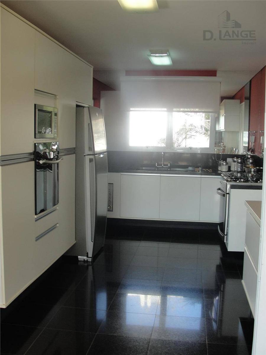 apartamento residencial à venda, parque prado, campinas. - ap7107