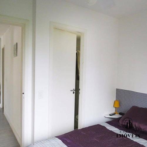 apartamento residencial à venda, parque reboucas, são paulo. - ap0731