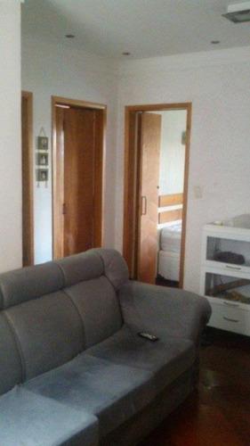 apartamento  residencial à venda, parque renato maia, guarul