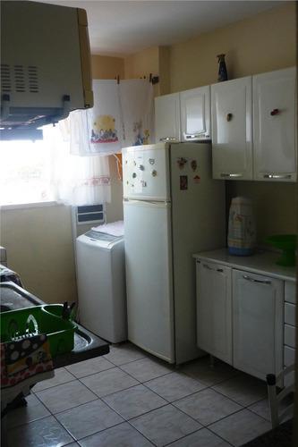 apartamento residencial à venda, parque residencial abílio pedro, limeira - ap0254. - ap0254