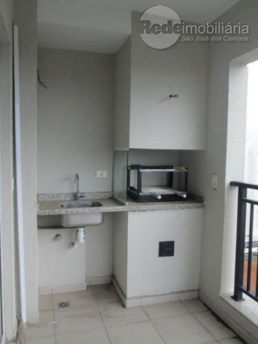 apartamento residencial à venda, parque residencial aquarius, são josé dos campos - ap5902. - ap5902
