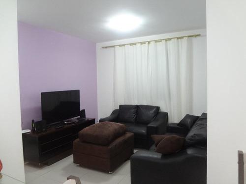 apartamento residencial à venda, parque residencial flamboyant, são josé dos campos. - ap0528