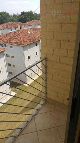 apartamento residencial à venda, parque residencial indaiá, indaiatuba - ap0181. - ap0181