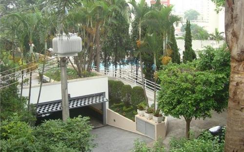 apartamento residencial à venda, parque residencial julia, são paulo.