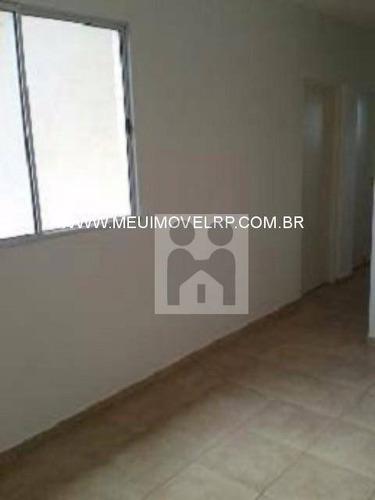 apartamento residencial à venda, parque ribeirão preto, ribeirão preto - ap0242. - ap0242