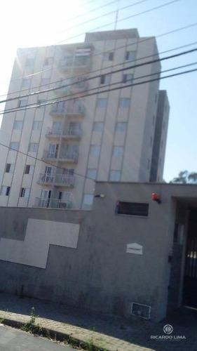 apartamento residencial à venda, parque santa cecília, piracicaba. - ap0632