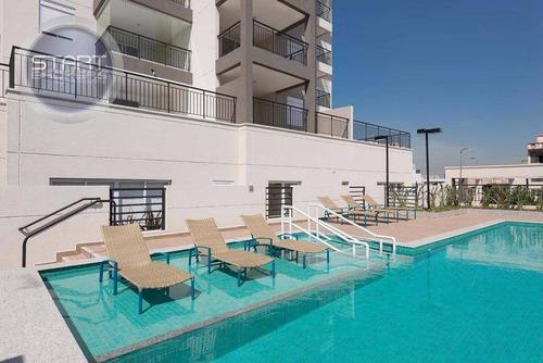 apartamento residencial à venda, parque santa cecília, são paulo. - ap0326