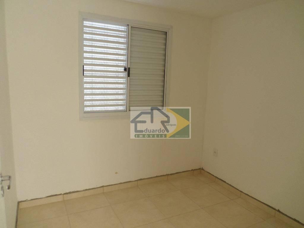 apartamento residencial à venda, parque santa rosa, suzano. - ap0077