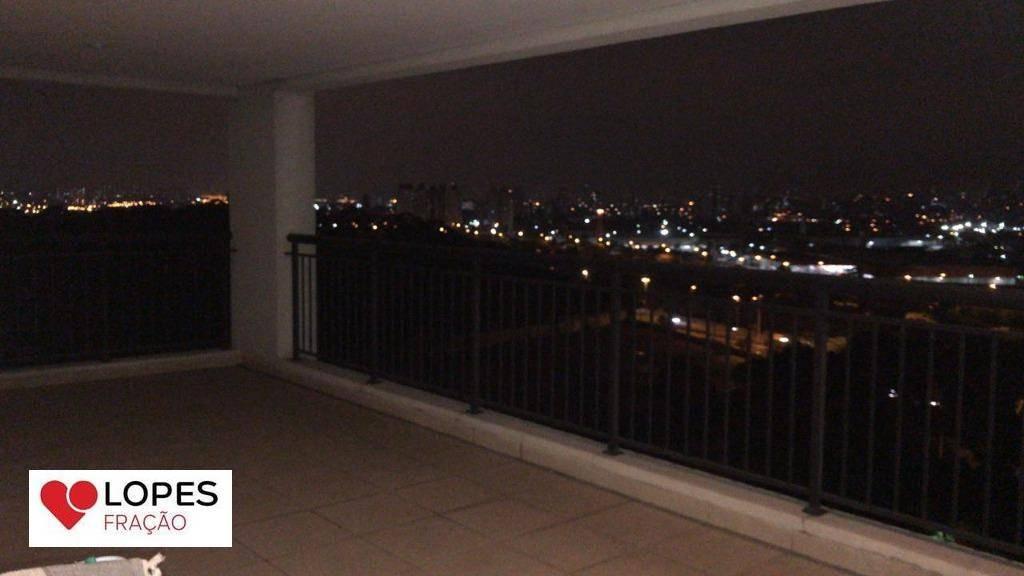 apartamento residencial à venda, parque são jorge, são paulo. - ap1443
