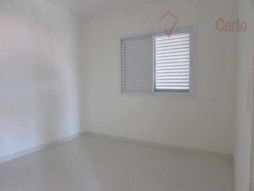 apartamento residencial à venda, parque são lourenço, indaiatuba - ap0103. - ap0103