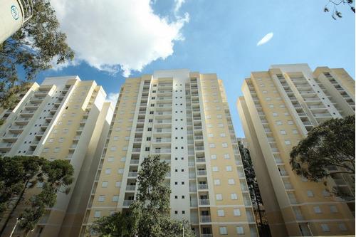 apartamento residencial à venda, parque são lucas, são paulo. - ap0023