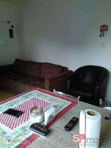 apartamento residencial à venda, parque são lucas, são paulo. - ap1350