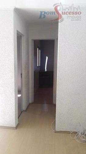 apartamento residencial à venda, parque são lucas, são paulo. - ap1420