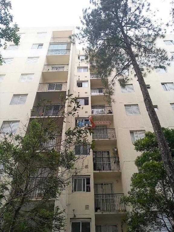 apartamento residencial à venda, parque são lucas, são paulo. - ap1954