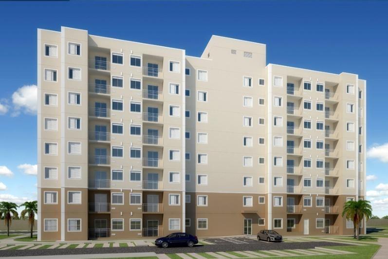 apartamento residencial à venda, parque suzano, suzano. - ap0121