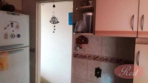 apartamento residencial à venda, parque suzano, suzano. - ap1222
