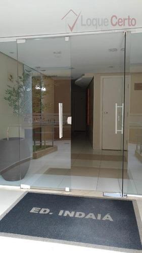 apartamento residencial à venda, parque terra nova, são bernardo do campo. - ap0228