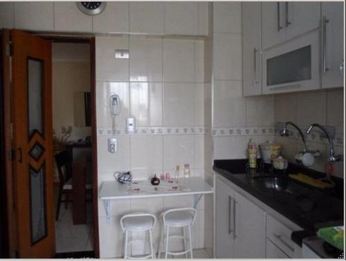 apartamento residencial à venda, parque tomas saraiva, são paulo. - ap1273
