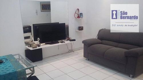 apartamento residencial à venda, parque universitário, americana. - ap0386