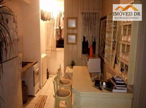 apartamento residencial à venda, parque villa flores, sumaré. - ap0252